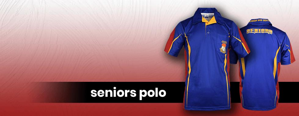 Seniors Polo Banner