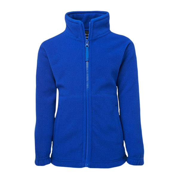 Fleece Front View