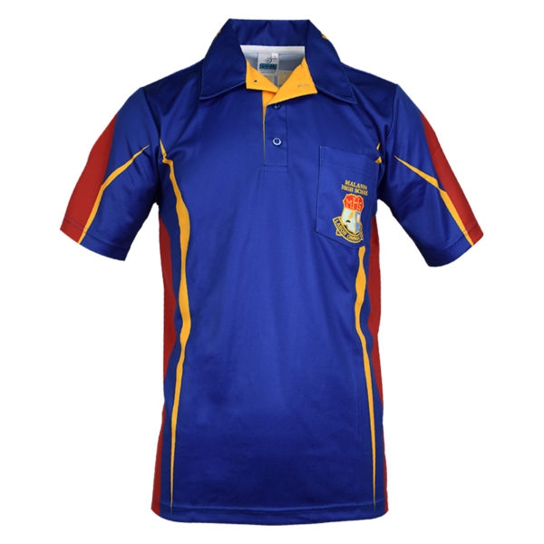 Seniors Polo Front View